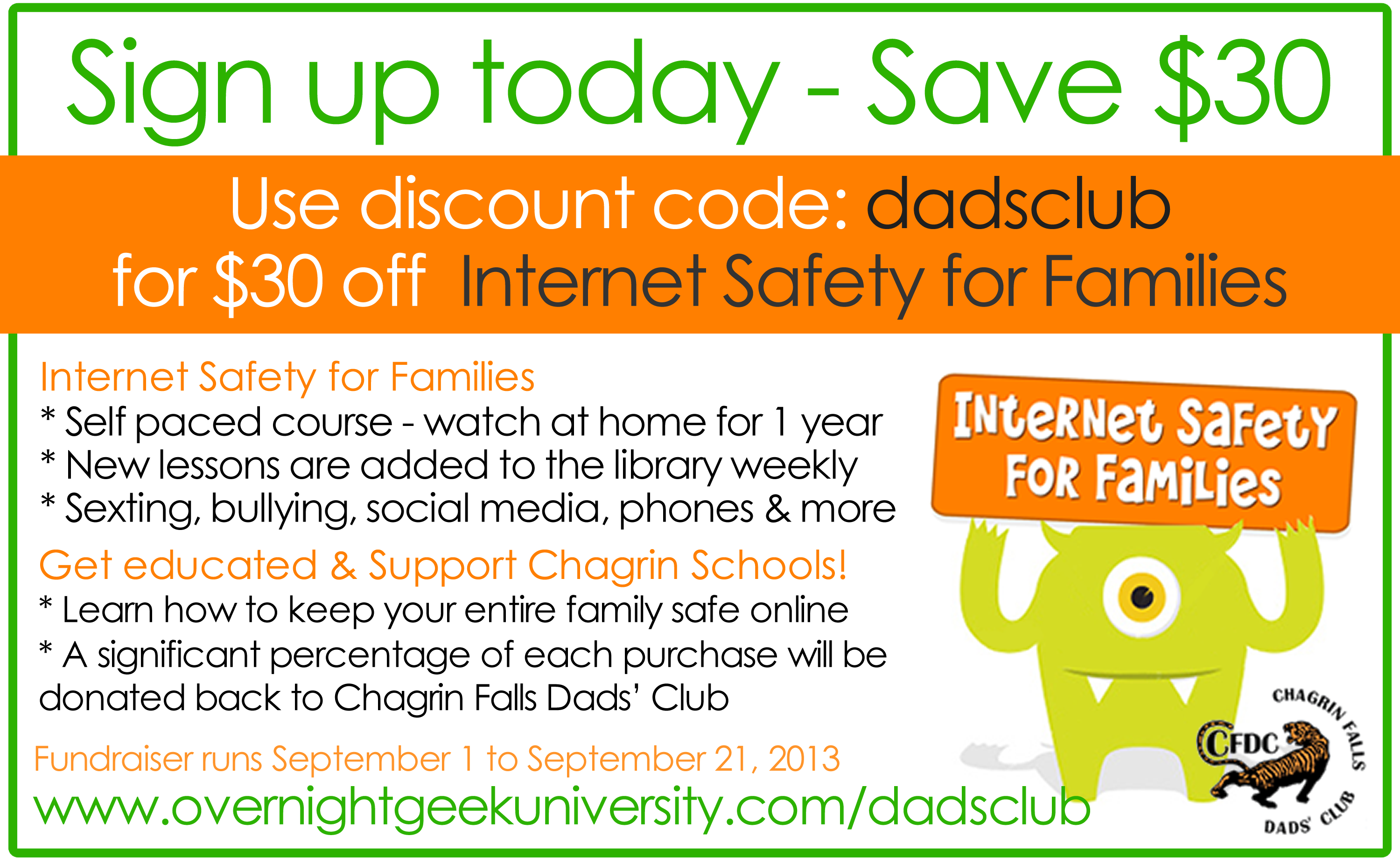 Internet Safety for Families - Online Course