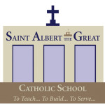 St Albert The Great Logo