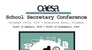 Jesse Weinberger, Internet Safety Speaker & Author will be presenting on behalf of OAESA - The Ohio Association of Elementary School Administrator's School's Secretary Conference