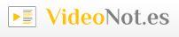 VideoNot.es Logo