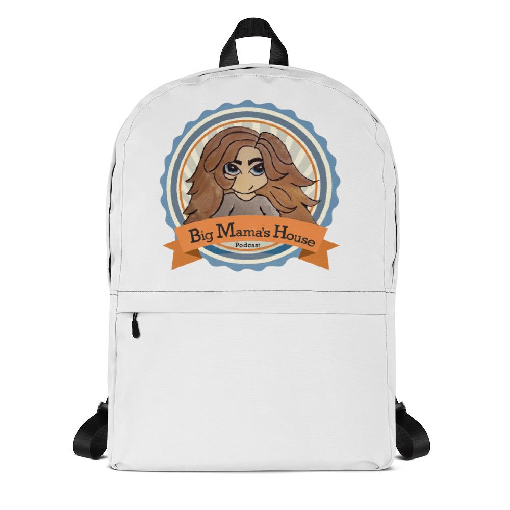 Backpack – Big Mama's House Podcast Logo